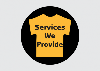 SErvices we provide slider